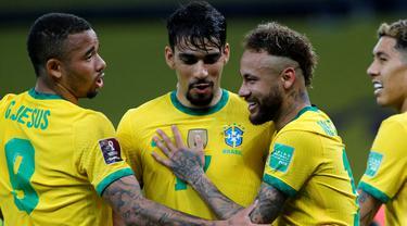 Brasil Vs Ekuador