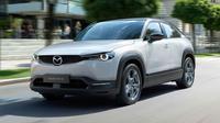 Mazda MX-30 2020 (The Drive)