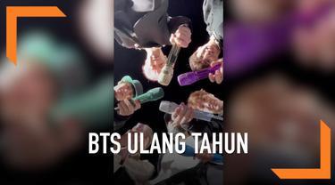 Grup K-pop BTS merayakan ulang tahun yang ke-6 pada 13 Juni 2019. Dalam rangka merayakan ulang tahun tersebut, mereka mengunggah video perjalanan di akun official Twitternya.