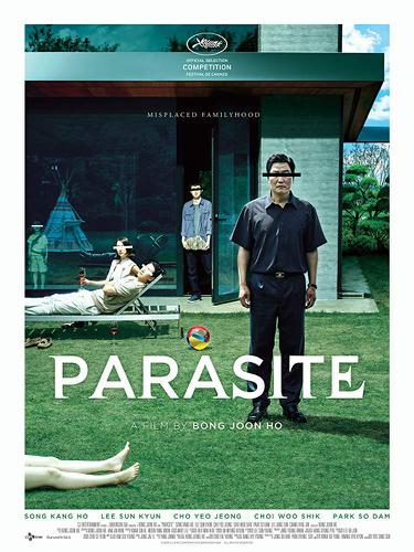 Poster Parasite (via IMDb)