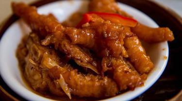 Resep Ceker Ayam Bumbu Bacem Lifestyle Fimela Com