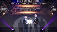 Citadines Berawa Beach Bali menerima penghargaan di PropertyGuru Indonesia Property Awards 2019