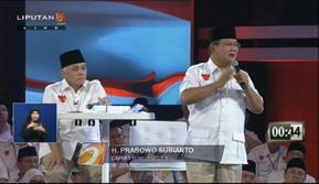 Prabowo. (Liputan6.com)