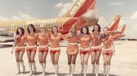 Seragam Pramugari Southwest Airlines (Foto: Southwest Airlines).