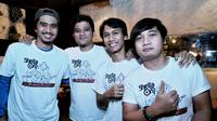 Sang vokalis, Duta mengaku bahwa hingga saat ini belum memikirkan album baru. Bagi grup yang beranggotakan empat orang itu, membuat album harus dalam waktu yang tenang. (Adrian Putra/Bintang.com)