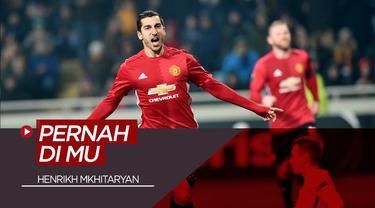 Berita Video 4 Pemain Bundesliga yang Pernah Bermain di Manchester United, Salah Satunya Henrikh Mkhitaryan