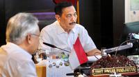 Menteri Koordinator Bidang Kemaritiman dan Investasi Luhut Binsar Pandjaitan. (Ist)