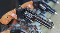 Ilustrasi Foto Senjata Api (iStockphoto)