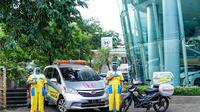 Honda Kasih Servis Mobil Gratis ke 2.000 Dokter (Ist)