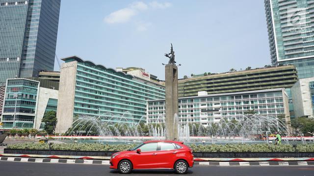 6 Kawasan Wisata Jakarta Pusat Yang Ramah Bagi Pejalan Kaki Lifestyle Liputan6 Com