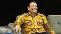 Pengacara Jessica Kumala Wongso, Otto Hasibuan saat mengunjungi kantor Liputan6.com, Jakarta, Selasa (8/11). (Liputan6.com/Fatkhur Rozaq)