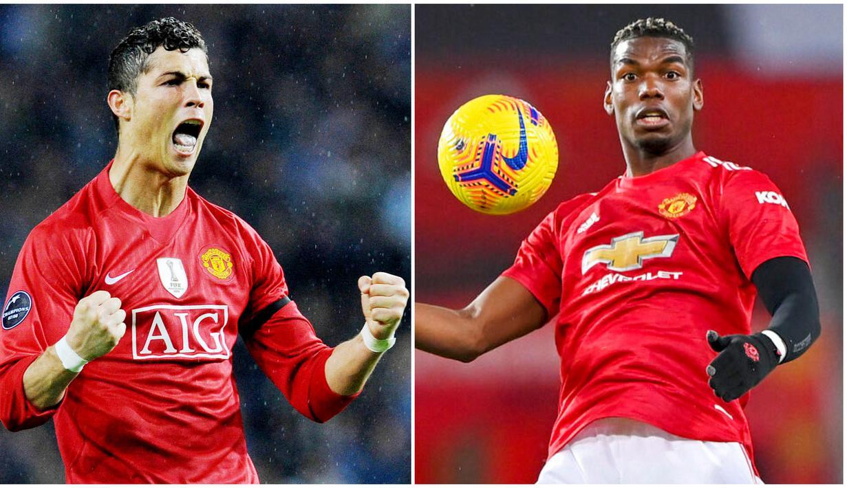 Crsitiano Ronaldo dan Paul Pogba menjadi nama paling beken yang memutuskan kembali kepelukan Manchester United. Berikut beberapa pemain yang kembali ke Old Trafford usai melanglang buana ke klub lain.