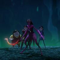 Trollhunters: Tales of Arcadia siap menemani akhir pekan (FOTO: Netflix)
