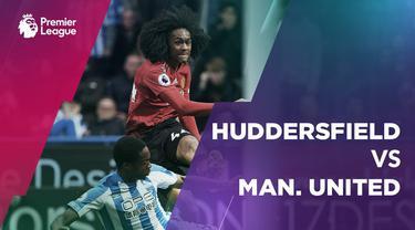 Berita video statistik pertandingan Huddersfield Town vs Manchester United, Minggu (5/5/2019).