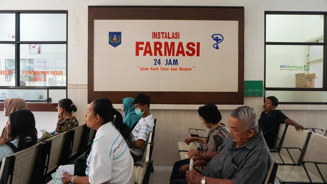 Rumah Sakit tempat kelahiran Jokowi (Liputan6.com / Fajar Abrori)