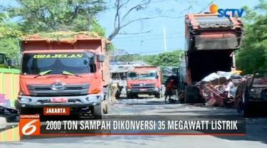 Sebentar lagi Jakarta akan punya tempat pengelolaan sampah sekaligus pembangkit tenaga listrik. Proyek yang bernama Intermediate Treatment Facility tersebut dibangun di kawasan Sunter.