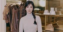 Song Hye Kyo adalah artis Korea pertama yang ditunjuk sebagai brand ambassador Fendi. Ditunjukkan Song Hye Kyo sebagai brad ambassador karena ia disebut sebagai ikon kecantikan generasi saat ini. (Foto: Instagram/kyo1122)