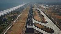 Bandara Internasional Yogyakarta di Kulon Progo (Foto: Dok Humas PT Angkasa Pura I)