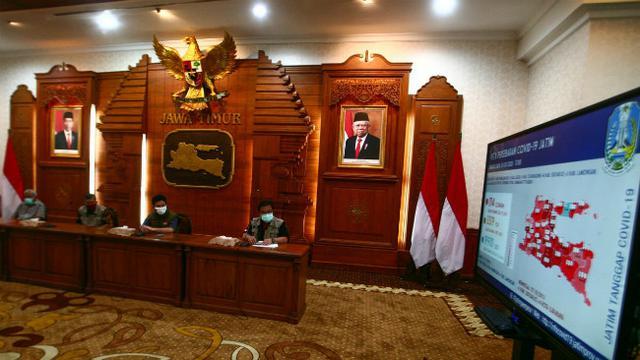 Update Corona COVID-19 Jawa Timur pada 14 Agustus 2020