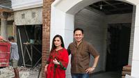 Farhat Abbas dan Nia Daniaty [foto: instagram.com/farhatabbastv226]