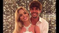 Ricardo Kaka makin lengket dengan Carolina Dias. (Instagram)