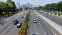 Penurunan volume lalu lintas di empat gerbang tol (GT) utama sebesar 40 persen selama PPKM Darurat Jawa-Bali pada periode 3-20 Juli 2021. (Dok Jasa Marga)