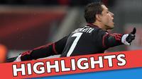 Video Highlights Bundesliga antara Bayer Leverkusen melawan Hannover yang berakhir dengan skor 3-0, Sabtu (30/1/2016).