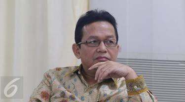 Ketua Komite Ekonomi dan Industri Nasional (KEIN), Soetrisno Bachir (Liputan6.com/Angga Yuniar)