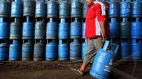Rencana menyesuaikan harga elpiji non subsidi seperti 12 kg masuk dalam aksi korporasi Pertamina.