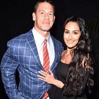 John Cena dan Nikki Bella putus usai 6 tahun bersama dan di tengah persiapan pernikahan mereka. (instagram/thenikkibella)