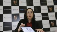 Menteri Digital Taiwan, Audrey Tang, adalah seorang transgender pertama yang menjabat sebagai menteri (AP/Ahn Young-joon)