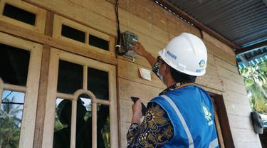 PT PLN optimistis dapat melistriki 100 persen desa di Provinsi Sumatera Selatan berkat dukungan dan sinergi dari Pemprov Sumsel. (Dok PLN)