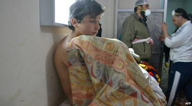 4 Rumah Sakit Dibom Sejak Rusia 'Kuasai' Langit Suriah