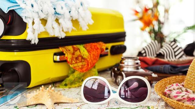 Tips Packing Koper Untuk Liburan