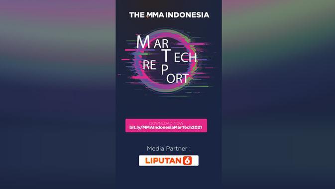 MMA Indonesia rilis Martech Report 2021. (Doc: MMA Indonesia)