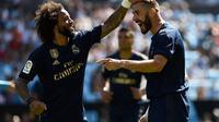 Striker Real Madrid Karim Benzema (MIGUEL RIOPA / AFP)