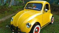 Volkswagen Beetle versi DIY (Youtube/Sudus Custom)