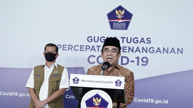 Menteri Agama Fachrul Razi (foto: dokumentasi Kemenag)