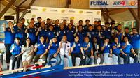 Wonderful Indonesia Lokomotif Co-Branding Hydro Coco dan Timnas Futsal.