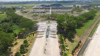 Bandara Kalimarau di Berau, Kalimantan Timur (dok: Kemenhub)
