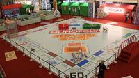 Mal Taman Anggrek hadirkan papan permainan Monopoly terbesar se-Asia dalam program Monopoly Summer Camp. Seperti apa keseruannya?