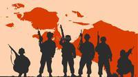 Kelompok Kriminal Separatis Bersenjata atau KKSB di Kabupaten Paniai, menyerang Tim Survey Papua Terang yang beranggotakan 17 oran...