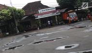 Kondisi Polsek Ciracas seusai insiden perusakan dan pembakaran oleh sekelompok massa di Jakarta, Rabu (12/12). Polsek Ciracas dibakar oleh 150 orang yang diduga tidak puas dengan pengusutan pengeroyokan anggota TNI.(Www.sulawesita.com)