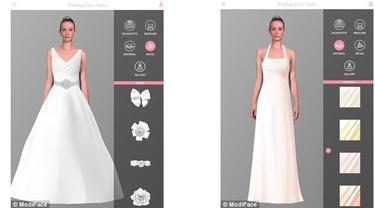 Wedding Dress Studio App 0914