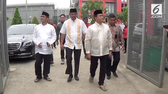 Abu Bakar Baasyir akan segera bebas dari lapas Gunung Sindur, Jawa Barat. Baasyir dibebaskan karena alasan usia yang sudah tua dan kemanusiaan.