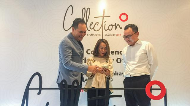 Launching COllection O