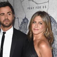 Justin Theroux sudah move on dari Jennifer Aniston. (KEVIN WINTER / AFP)
