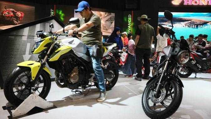 ADMF Pembiayaan Adira Finance Didominasi Motor Baru - Otomotif Liputan6.com