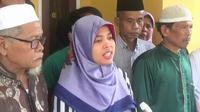 Siti Aisyah, TKW asal Banten yang lolos jerat kasus pembunuhan Kim Jong-nam (Liputan6.com/Yandhi Deslatama)