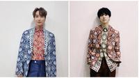 Leeteuk dan Yesung Super Junior (Sumber: Instagram/xxteukxx/yesung1106)
